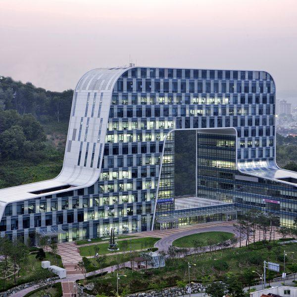국제공공디자인 대상 Daejeon Dong-gu District New Office International Public Design Award Grand Prize
