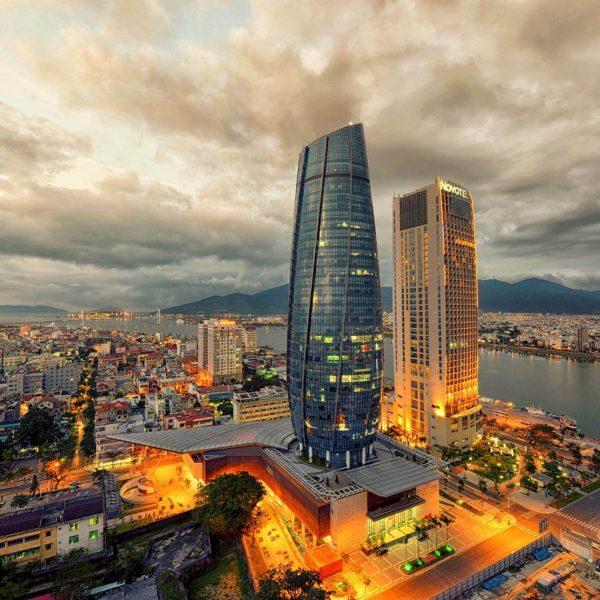 Vietnam Danang Administration Center 미국주거설계학회 금상 Society of American Registered Architects Award Gold Prize