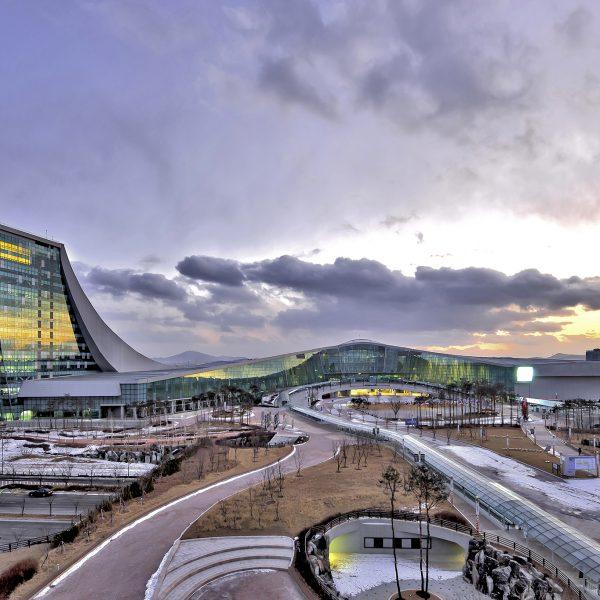 경기도건축문화상 은상 Korea International Exhibition Convention Center II Gyeonggi-do Architecture Award Silver Prize