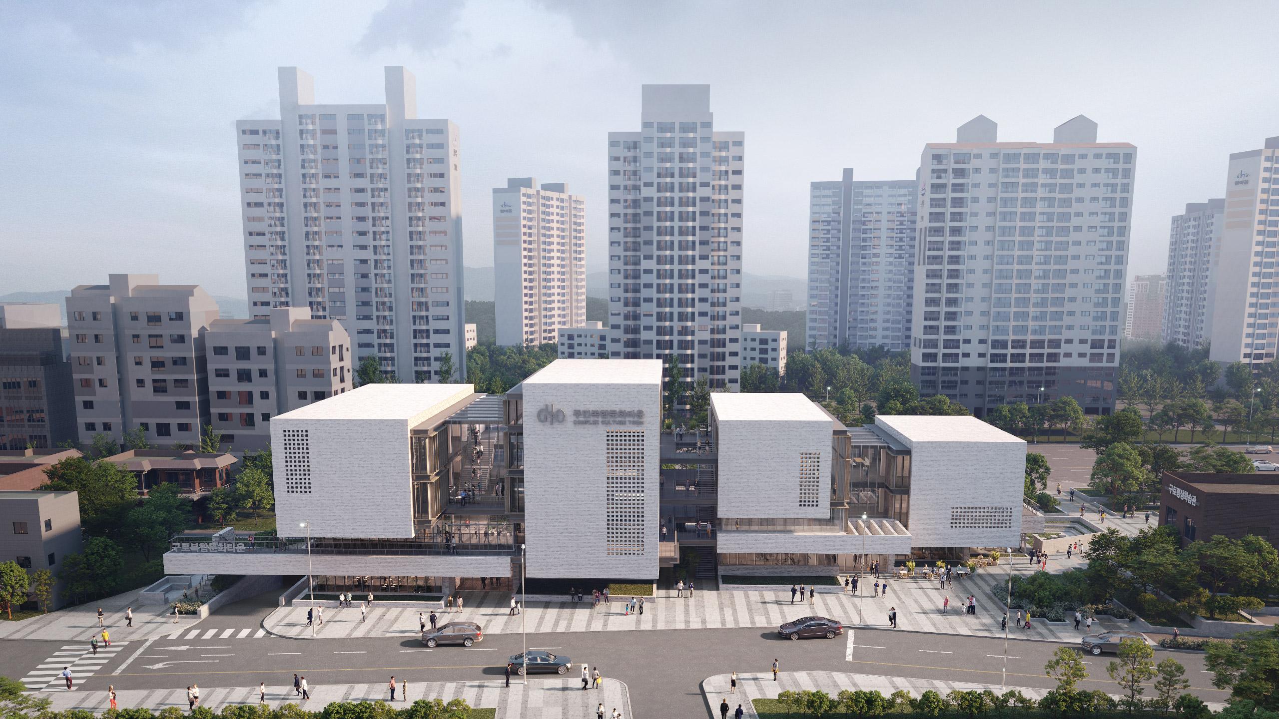KBS송신소부지 복합문화타운 건립사업 설계공모 당선